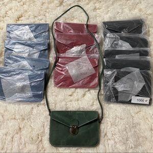 Lot of 13 Crossbody Bags NEW